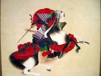 Art of War. Оружие и доспехи самураев