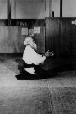 Дух Айкидо: Проникновение и сферическое вращение